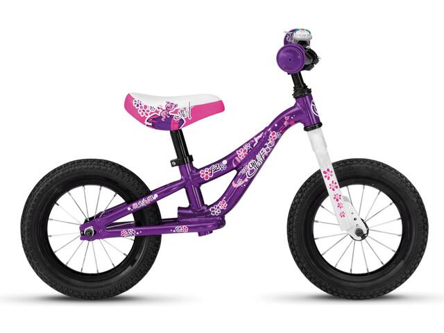 Ghost Powerkiddy AL 12 - Draisienne Enfant - violet